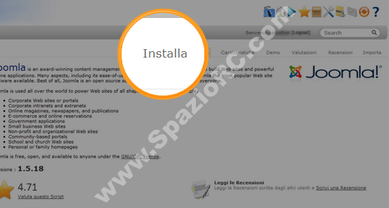 Come-installare-Joomla-con-Softaculous-03